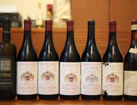 台灣隨意行第10場 – Barolo – Castiglione Falletto – Monprivato – 2011, 2010, 2004, 1988, 1971