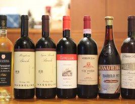 台灣隨意行第12場 – Barolo – Serralunga d'Alba Central – 2004, 2001, 2000, 1982, 1971